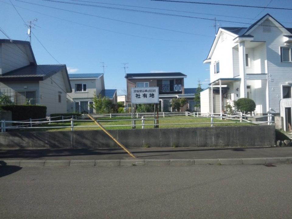 売土地:住宅用地 札幌市厚別区厚別東1条5丁目